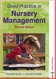 Nursery Management, Sadek, Elizabeth and Sadek, Jacqueline, 074877548X