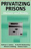 Privatizing Prisons 9780803975484