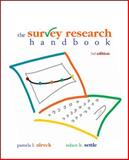 The Survey Research Handbook, Alreck, Pamela L. and Settle, Robert B., 0072945486