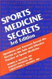 Sports Medicine Secrets, Mellion, Morris B. and Madden, Christopher, 1560535482