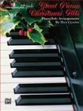 Great Piano Christmas Hits, Dan Coats, 1576235483