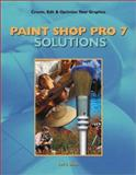 Paint Shop Pro 7 Solutions, Davis, Lori, 1929685483