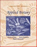 Laboratory Manual for Applied Botany, Levetin, Estelle and McMahon, Karen, 0072465484