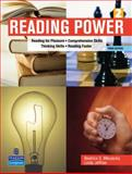 Reading Power : Reading for Pleasure, Comprehension Skills, Thinking Skills, Reading Faster, Jeffries, Linda and Mikulecky, Beatrice S., 0131305484