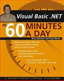 VB . NET in 60 Minutes a Day, Bruce Barstow and Tony Martin, 0471425486