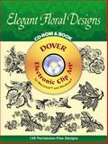 Elegant Floral Designs, Dover Staff, 0486995488