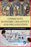 Community, Economic Creativity, and Organization, , 0199545499