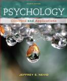 Psychology : Concepts and Applications, Nevid, Jeffrey S., 1111835497