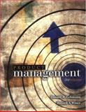 Product Management, Lehmann, Donald R. and Winer, Russell S., 0070275491
