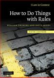 How to Do Things with Rules, Twining, William and Miers, David, 0521195497