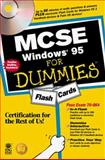 MCSE Windows 95 for Dummies Flash Cards, Dummies Technical Press Staff, 0764505491