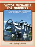 Vector Mechanics for Engineers : Dynamics, Beer, Ferdinand and Johnston, E. Russell, 0077295498
