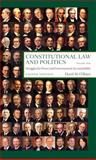 Constitutional Law and Politics : Struggles for Power and Governmental Accountability, O'Brien, David M., 0393935493