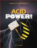 ACID Power!, Franks, Dave E., 1929685491