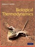 Biological Thermodynamics, Haynie, Donald T., 0521795494