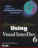 Using Visual InterDev, Morrison, Michael, 078971549X