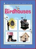 Birdhouses, Renee Schwarz, 1553375491