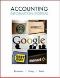 Accounting Information Systems, Chang, Chengyee and Richardson, Vernon, 0078025494