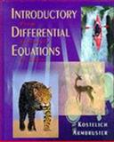 Introductory Differential Equations : From Linearity to Chaos, Kostelich, Eric J., 0201765497