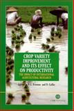 Crop Variety Improvement and Its Effect on Productivity : The Impact of International Agricultural Research, , 0851995497