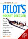 Pilot's Pocket Decoder, Abbe, Christopher J., 0070075492