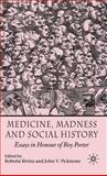 Medicine, Madness and Social History 9780230525498