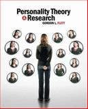 Personality Theory and Research : An International Perspective, Flett, Gordon L., 0470835508
