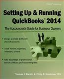 Setting up and Running QuickBooks 2014, Thomas E. Barich and Philip B. Goodman, 1932925503