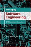 Managing Software Engineering, Alan C. Gillies and P. Smith, 0412565501