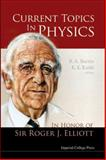 Current Topics in Physics, R. A. Barrio and K. Kaski, 1860945503