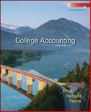 College Accounting, Price, John and Haddock, M. David, 0073365505