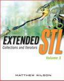 Extended STL : Collections and Iterators, Wilson, Matthew, 0321305507