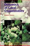 Dynamics of Coral Communities, R.H. Karlson, 0412795507