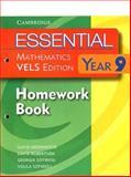 Essential Mathematics for VELS Year 9 - Homework Book, David Greenwood and David Robertson, 0521695503