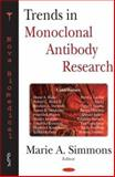 Trends in Monoclonal Antibody Research, Simmons, Marie A., 1594545502