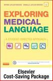 Medical Terminology Online for Exploring Medical Language (Access Code and Textbook Package), LaFleur Brooks, Myrna and LaFleur Brooks, Danielle, 0323295509