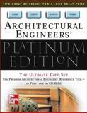 Standard Handbook of Architectural Engineering, Platinum Edition, Butler, Robert Brown, 0071355502