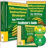 Differentiated Instructional Strategies for Writing in the Content Areas : A Multimedia Kit for Professional Development, , 1412975506
