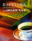 Rapid Java Application Development Using Jbuilder 4/5/6, Liang, Y. Daniel, 0130665509