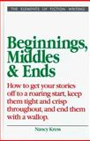 Beginnings, Middles and Ends, Nancy Kress, 0898795508