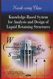 Knowledge-Based System for Analysis and Design of Liquid Retaining Structures, Chau, Kwok-Wing, 161209550X
