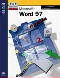 New Perspectives on Microsoft Word 97 -- Brief, Zimmerman, S. Scott and Zimmerman, Beverly B., 0760045518