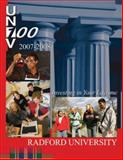 Univ 100 : Investing in Your Lifetime, Radford University, 0757545513