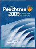 Using Peachtree 2009 : Comlete For Accouting, Glenn Owen, 0324665512