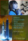 NASA's Elementary and Secondary Education Program : Review and Critique, , 0309115515