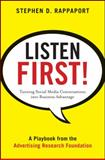 Listen First!, Stephen D. Rappaport, 0470935510
