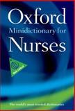 Minidictionary for Nurses, McFerran, Tanya A., 0199695512