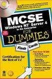 MCSE Windows NT Server 4 in the Enterprise for Dummies, Dummies Technical Press Staff, 0764505513