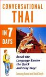 Conversational Thai in 7 Days, Buasai, Somsong and Smyth, David, 0844245518