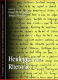 Heidegger and Rhetoric, , 0791465519